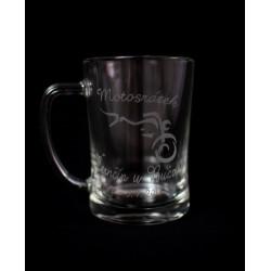 Pivní sklo 4 - 500 ml